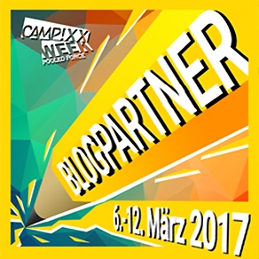 CAMPIXX Blogpartner 2017